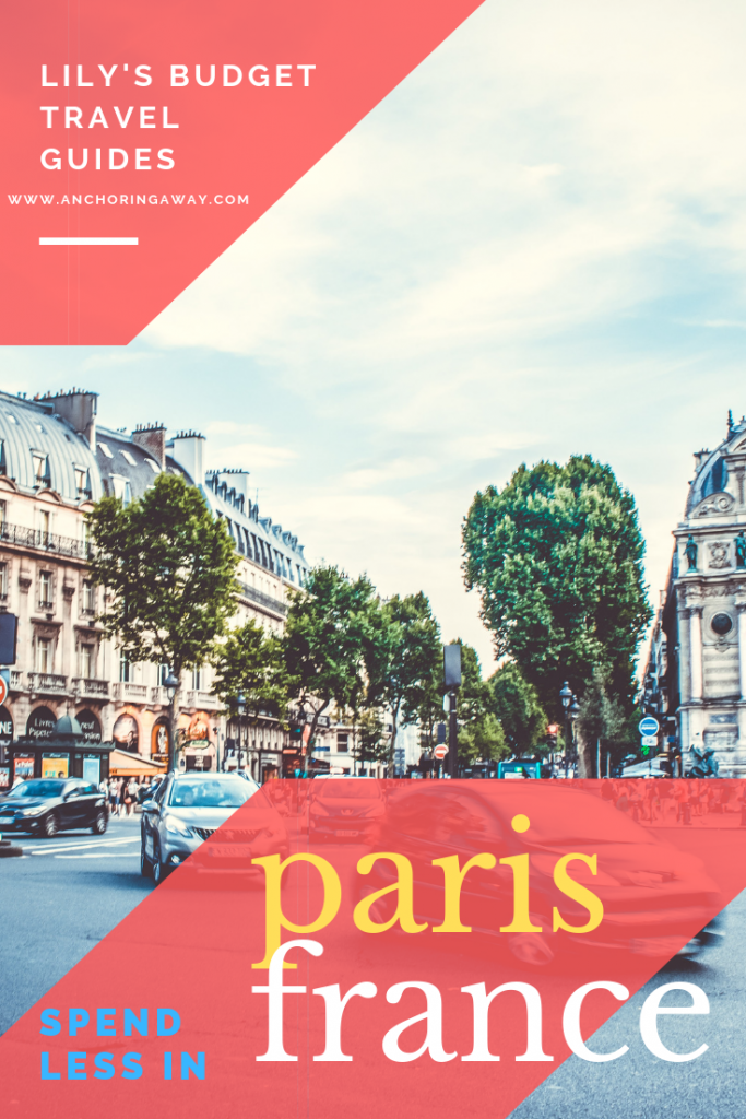 cheap paris travel