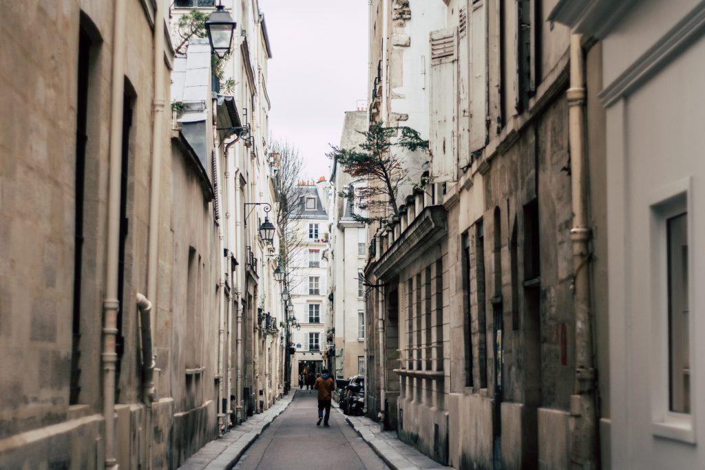 parisian streets