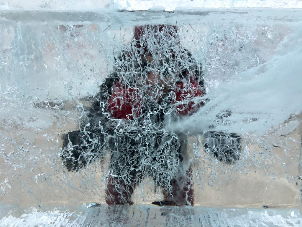 ice sculptures quebec