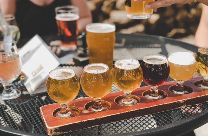 different beer in paris