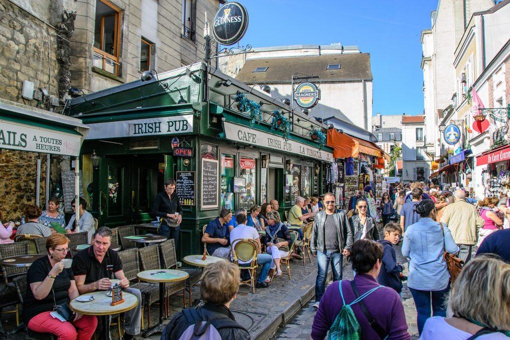 craft beer bars in paris