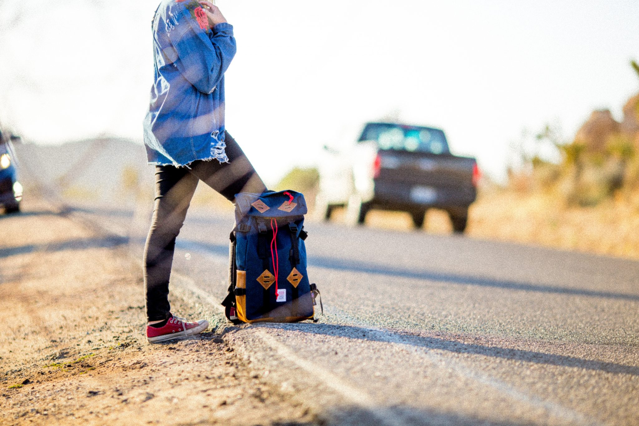 tips for hitchhiking in france