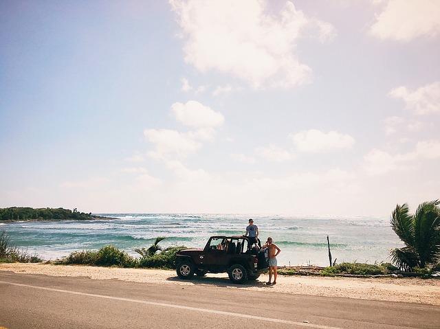 renting a car for roadtrip